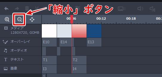 【GOM Mix Pro】縮小ボタン