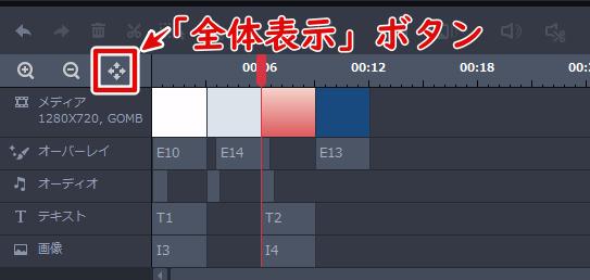 【GOM Mix Pro】全体表示ボタン